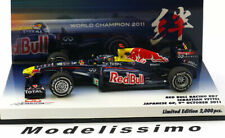 1:43 Minichamps Red Bull Racing RB7 GP Japan Vettel 2011 Promo