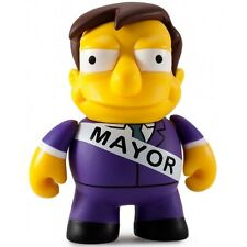 Mayor Quimby 1/40 The Simpsons 25th Anniversary Series Mini Figurine Kidrobot