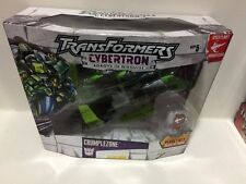 Hasbro Transformers Cybertron Voyager CRUMPLEZONE MISB New Sealed