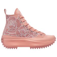 Converse Run Star Hike High Top Pink Quartez Floral Rose 571877C Women's 5-10