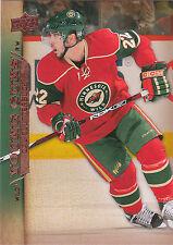 2007/8 Upper Deck Young Guns Cal Clutterbuck RC New York Islanders