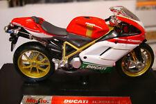 Ducati 1098 S Tricolore 1:18 Maisto