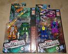 Transformers WFC Bombshock & Growl/ Roller Force & Ground Hog