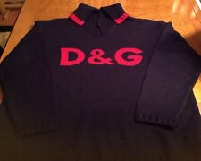 Mens D&G Sweater Size XL