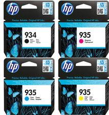 15 Sets (60 pcs) Virgin Empty HP 934 and 935 Reg and Setup Ink Cartridges EMPTY!