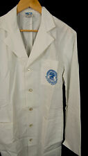 Vintage Veterans Administration Roxbury, MA Medical Coat Size 36 T