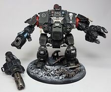 Warhammer 40k Redemptor Dreadnought Space Marine, available to custom paint