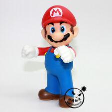 Cute Super Mario Bros 12cm Mario Yoshi PVC Action Figures toy Doll High quality