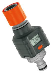 Gardena Water Smart Flow Meter Control Water Use 8188-20 New & Sealed Free Post