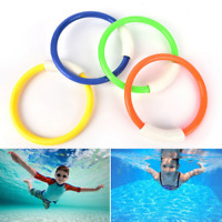 Funny Children Underwater Diving Rings Kids Water Play Toys Swimming Pool Toy