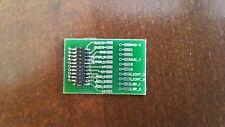Adapterplatine für 21 MTC Schnittstelle, für Esu, Märklin, Uhlenbrock