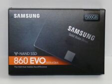 Samsung 860 EVO 500GB 2.5 Inch SATA III laptop Internal SSD (MZ-76E500B/AM)
