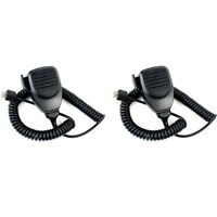 2X KMC-30 8pin Microphone For Kenwood NX-720H NX-820H TK-760 TK-868G NX-920G Mic
