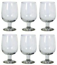 6x Red wine or Beer Glasses 460ml JAMIE OLIVER STYLE