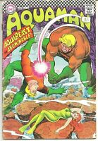 Aquaman #34 : Vintage DC Comic Book from August 1967