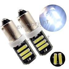 10X T11 BA9S 1445 39431 64111 H6W 7014 7020 SMD 11 LED Car Light Bulb Lamp 12V