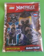 Lego® Ninjago™ SAWYER als Limited Edition Minifiguren Neu & OVP