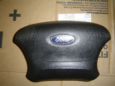 2000 - 2001 FORD RANGER DRIVER SIDE STEERING WHEEL CENTER BLACK