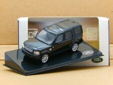 1/43 Land Rover Discovery 4 Black IXO Diecast Model Dealer Edition LRDCADISCOB