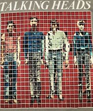 Vtg.Talking Heads David, Chris, Tina & Jerry American Rock Band Adult T-shirt M