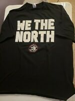 NBA Champions WE THE NORTH Toronto Raptors #7 Lowry Shirt