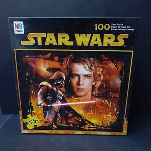 Star Wars 100 Piece Puzzle Darth Vader Episode III: Revenge of the Sith