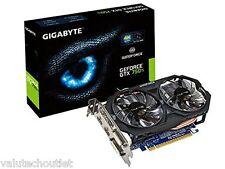Gigabyte nvidia gtx 750Ti 2GB 128-bit DDR5 dual link pci-e carte graphique