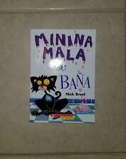Bad kitty gets a bath spanish version minina mala se bana