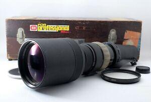 Fedex[EXC+++++] Nikon Nikkor P・C Auto 600mm f5.6 Non-Ai Tele MF Lens from JP 232