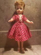 Ideal Little Miss Revlon Doll 10 in.