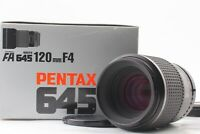 [ Near Mint in Box ] SMC PENTAX FA 645 120mm F/4 Macro Lens For 645 N NII JAPAN