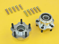 Front Wheel Bearing 5-Lug Conversion Hub W/ Extended Studs For Silvia 89-94 S13