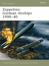 Osprey Publishing Zeppelins : German Airships, 1900-40