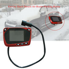 1pcs 12/24V Air Diesel Heater LCD Thermostat Display Switch & Remote Controller