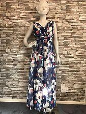 Gina Bacconi Beach Party Summer Maxi Dress/100% / Size:14
