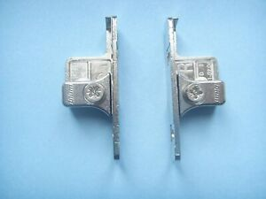 Kitchen Drawer Front Fixing Brackets x 2 (pair) Blum Metabox ZSF.1510 Left&Right