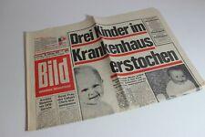 BILDzeitung 18.02.1972 Februar Umschlagsseiten / 4 Seiten    Arminia Bielefeld