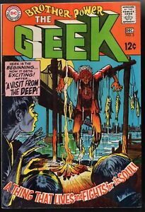 Brother Power, the Geek #2 VF/NM