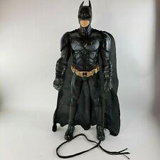 "Batman Poseable GIANT 31"" Action Figurine Dark Knight Rises DC Comics Superhero"