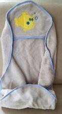 Baby Badetuch Decke Babydecke Kuscheldecke Babybadetuch 75x75 cm  versch. Motive