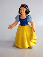 Figurine blanche neige Bullyland hand painted germany 7 cm Disney figure