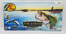 Bass Pro Shops: The Strike -- Tournament Edition (Nintendo Wii, 2011) BUNDLE new