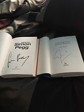 Signed Nerd Do Well Truths Half Little White Lies Simon Pegg Nick Frost Auto