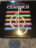 """Hooked On Classics 12"""" Vinyl LP Louis Clark And The Royal Philharmonic UK 1981"""