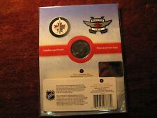 2012 Go Winnipeg Jets,Go! 50 Cent Coin Mint Set.