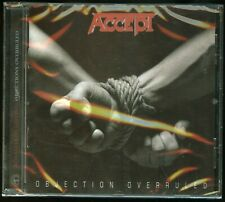 Accept Objection Overruled CD new 2015 reissue