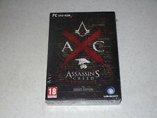 Assassin's Creed Syndicate The Rooks Edition Import For PC DVD ROM Sealed