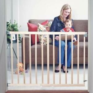 """Toddleroo by North States Stairway Swing Baby Gate, Fits 28-42"""" Wide & 30"""" Tall"""