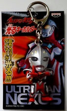 Ultraman Nexus Light Up Keychain New In Perfect Packaging Japan 2004 Rare