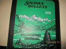 Sierra Bullets Reloading Manual